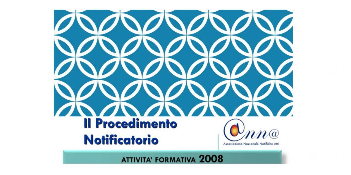 Attività Formativa 2008a