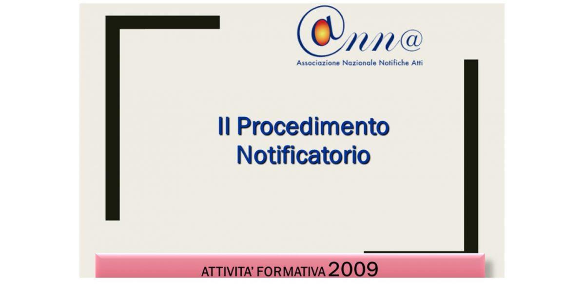 Attività Formativa 2009a
