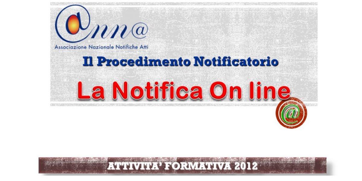 Attività Formativa 2012a