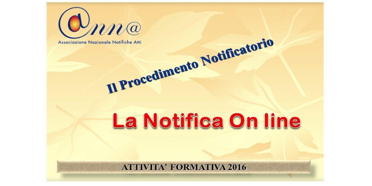 Attività Formativa 2016a