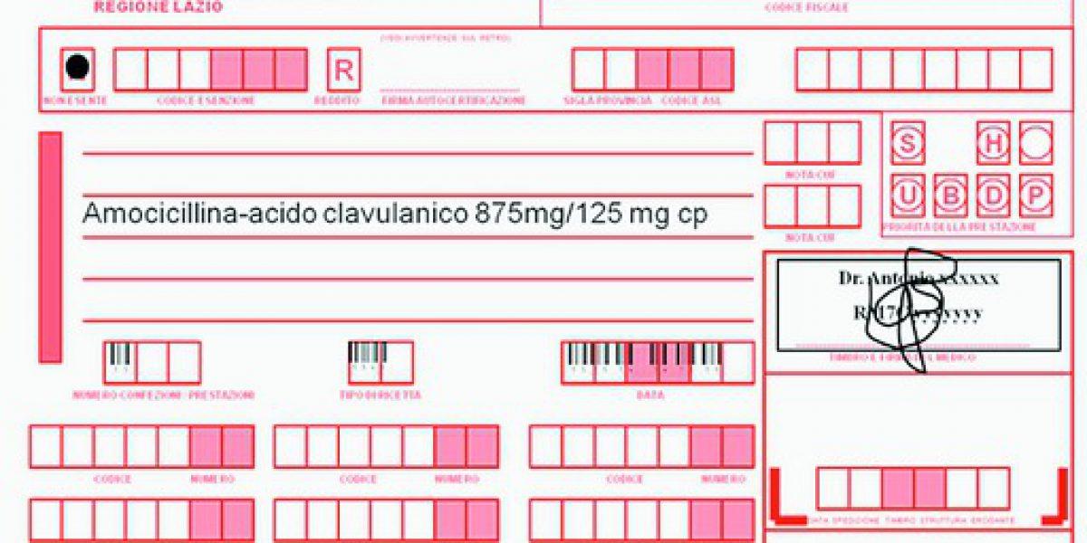 Certificato medico 1