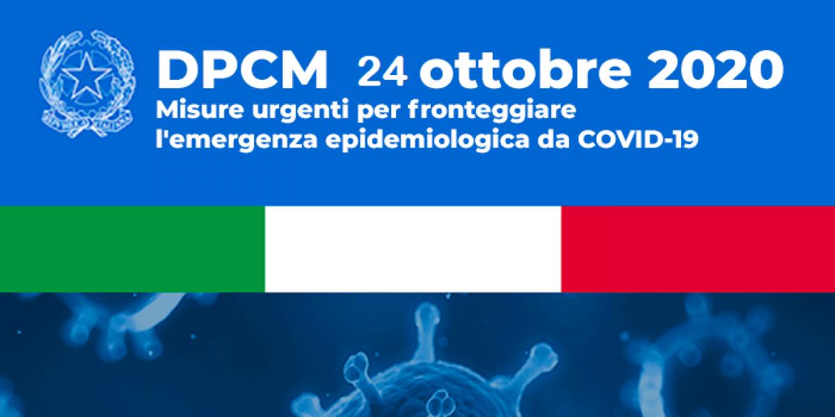 DPCM-24-ottobre-2020