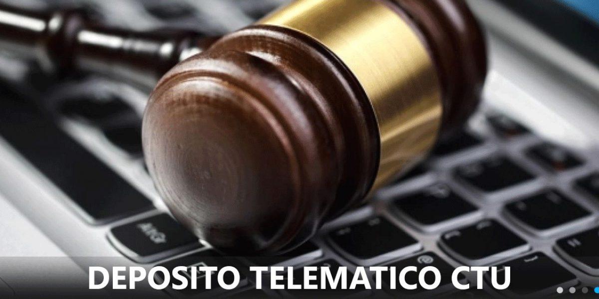 Deposito telematico