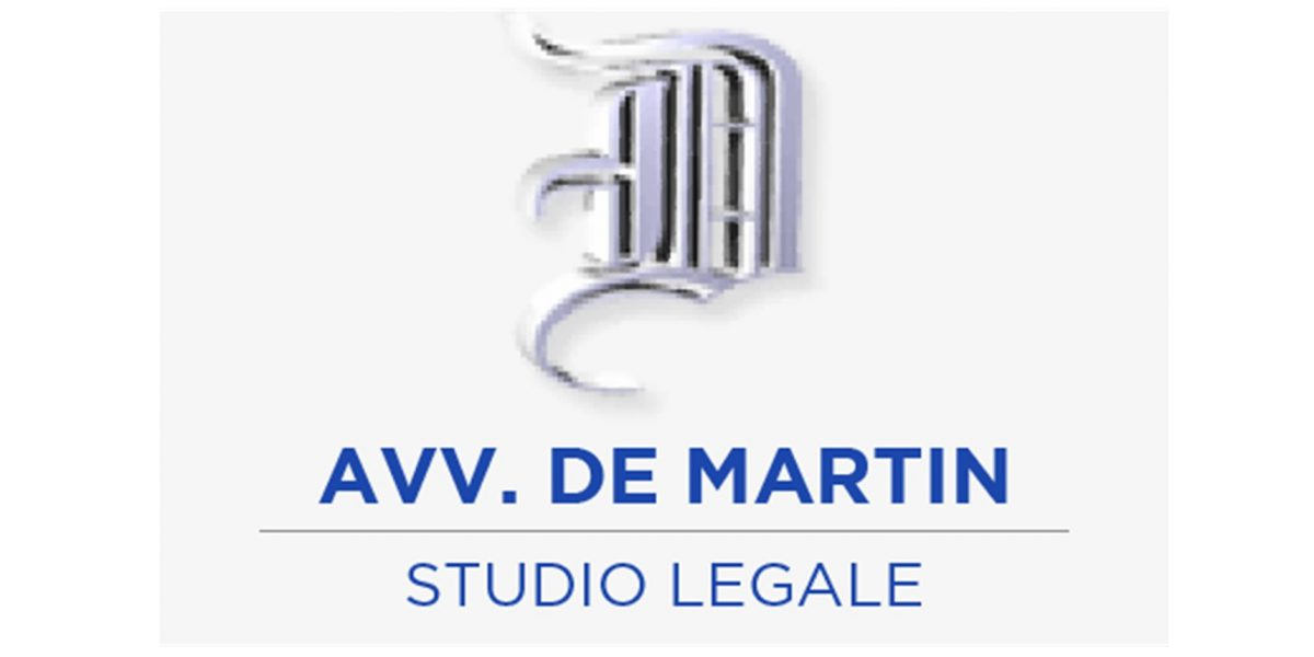 Logo De Martin 1