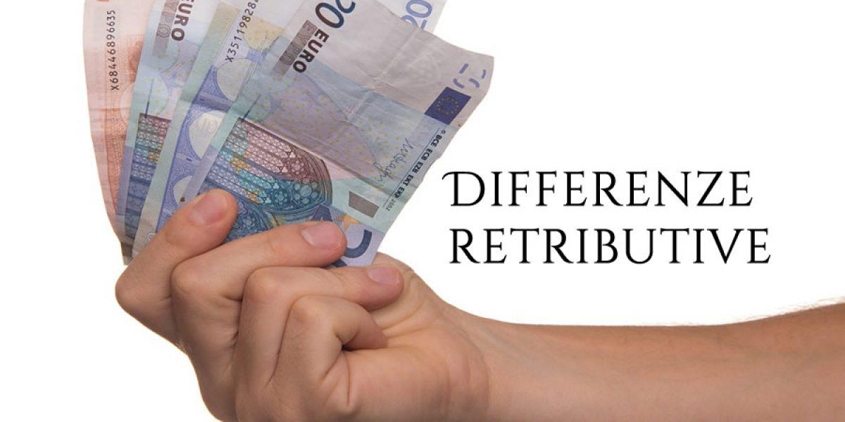differenze retributive