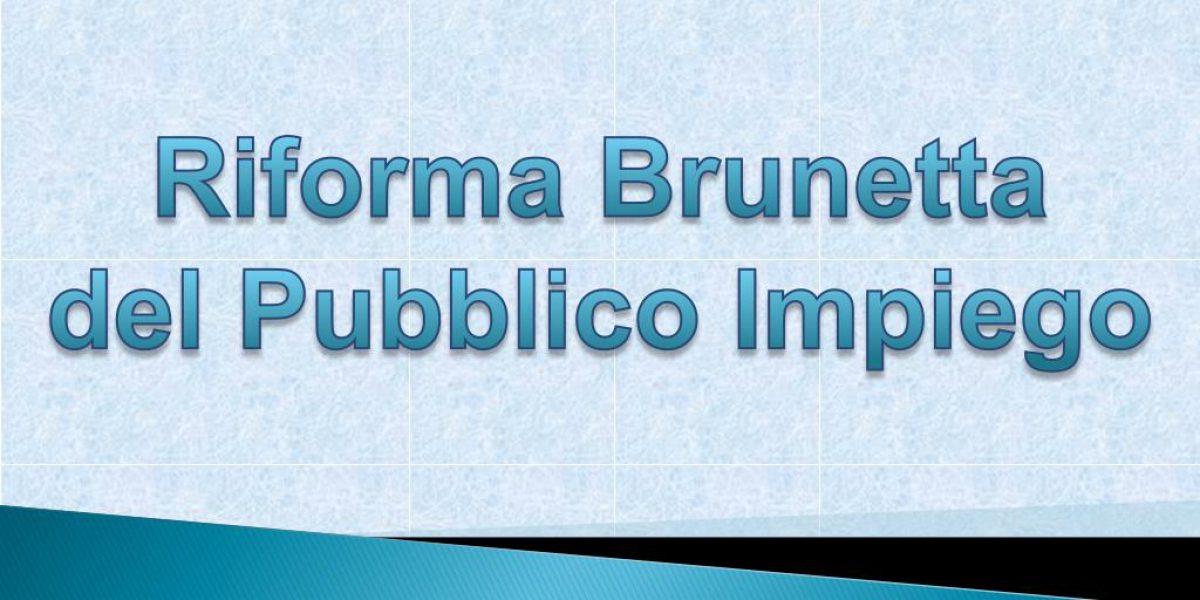 riforma-Brunetta